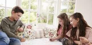 Children reward chart